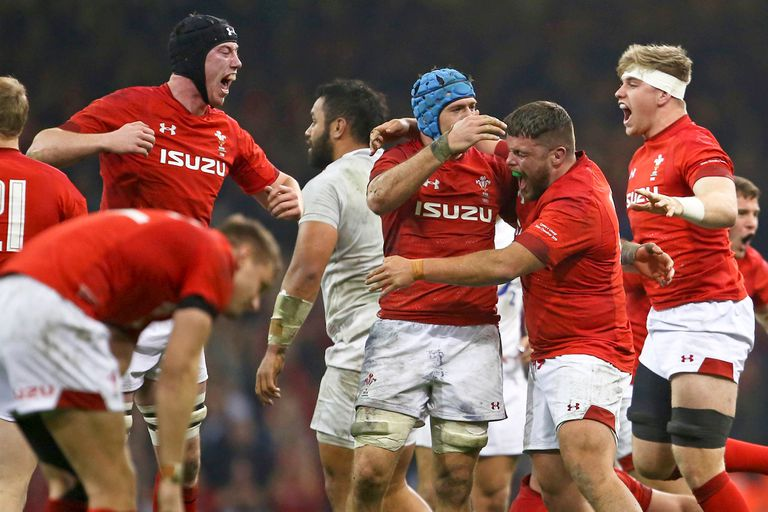 Gales empezó bien en el Seis Naciones y va por más, frente a Escocia.