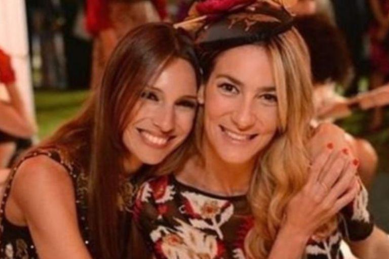 Puli Demaría visitó a Pampita y compartió una tierna foto junto a Ana