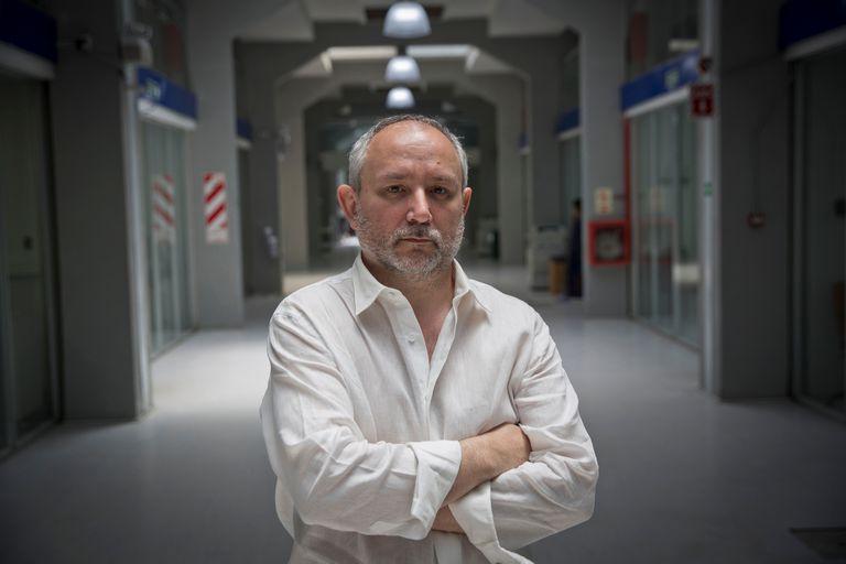 Pablo Loyber, director de tecnología del Servicio Meteorológico Nacional