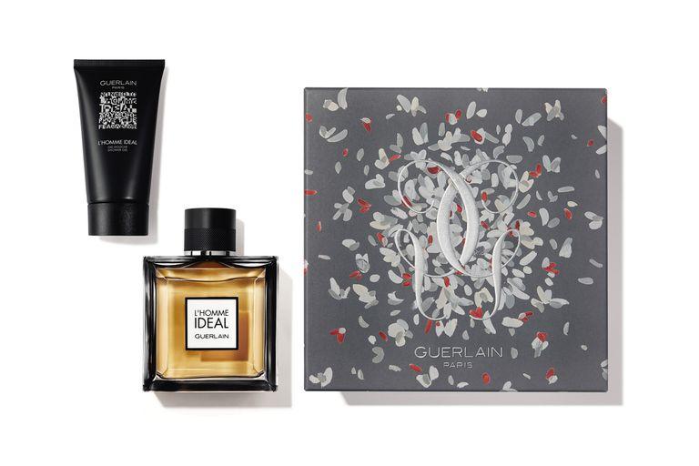 L'Homme Ideal (Guerlain EDT 100ml + Shower gel 75ml $9.390)