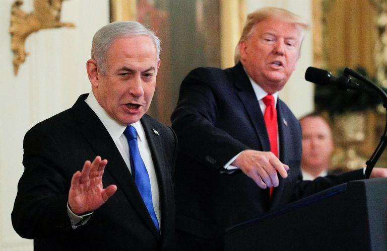 """Acuerdo de paz: Palestina rompió """"todas las relaciones"""" con Israel y EE.UU."""