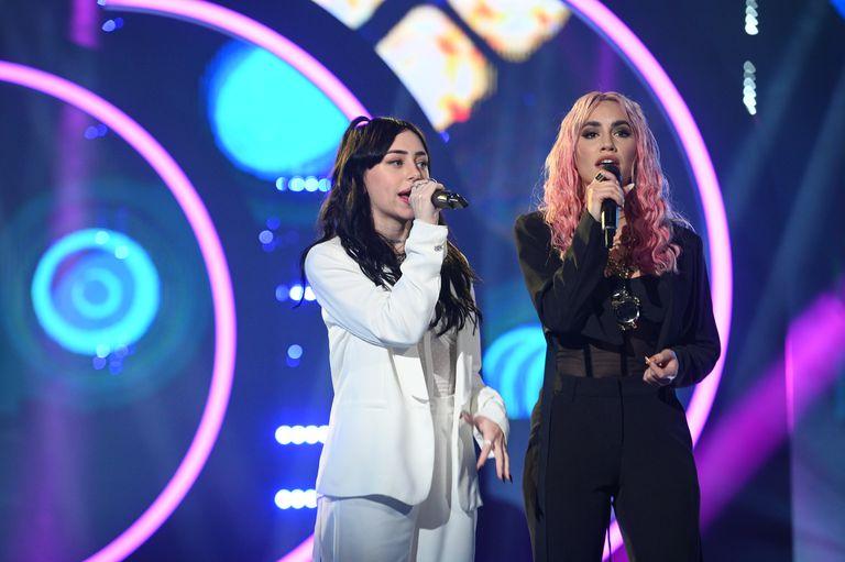 La Voz Argentina: Jacinta Sandoval eliminada, y un gran dúo de Lali y Nicki Nicole