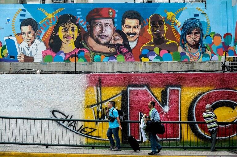 Las calles de Venezuela