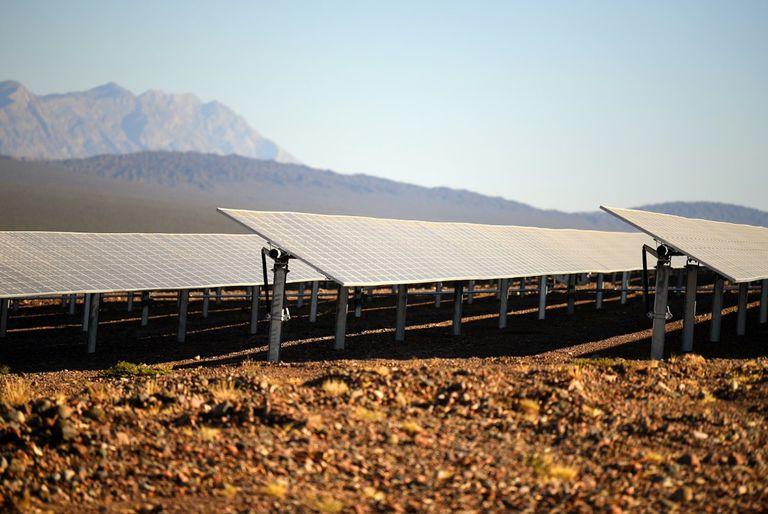 Hay 31 parques solares en país, con una capacidad de generación instalada de 461 MW