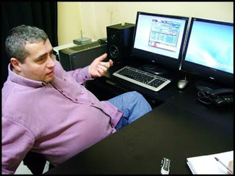 Osvaldo Botaya, dueño de The Sound Studio, uno de los responsables del éxito del jingle de Marolio