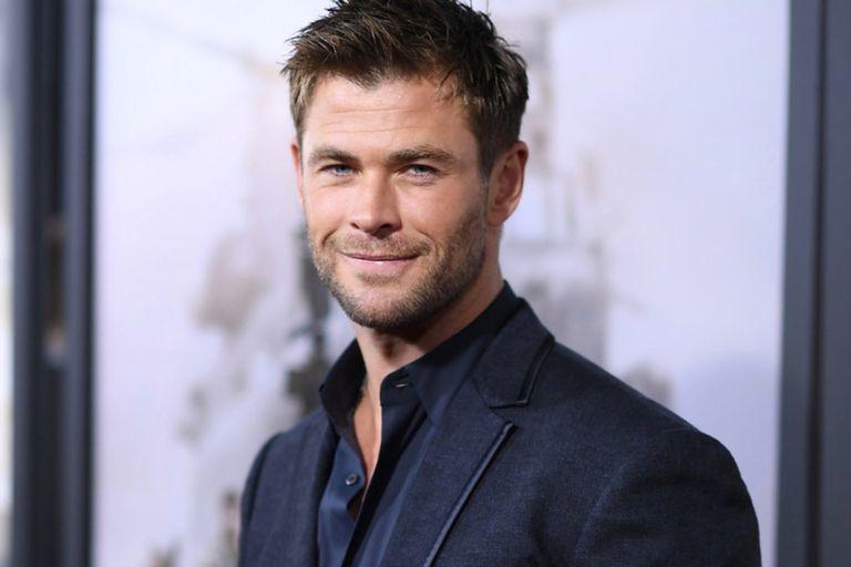Thor se volvió real: Chris Hemsworth sorprendió con sus gigantescos brazos