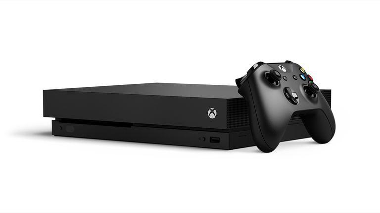 La Xbox One X es compatible con los juegos de las consolas anteriores