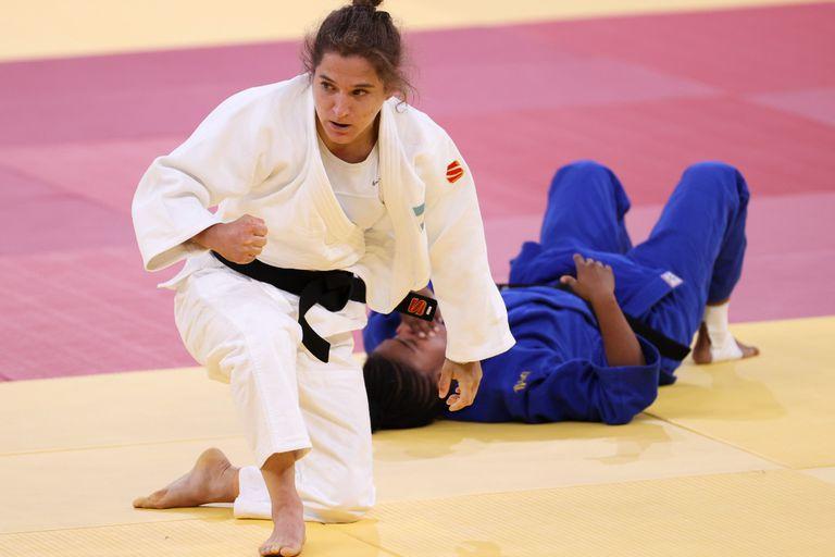 Pareto defiende el título de campeona olímpica logrado hace cinco años en Río de Janeiro; La Peque empezó bien en Japón.