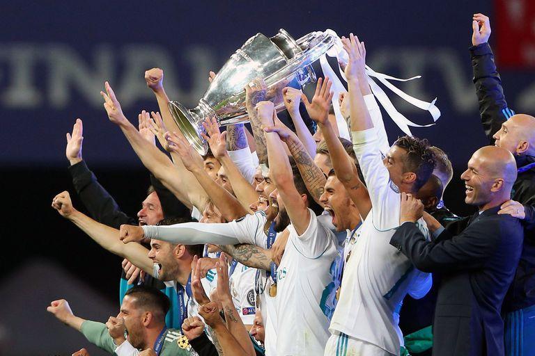 Champions League por streaming