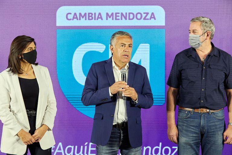 En Mendoza, el oficialismo le saca 20 puntos al Frente de Todos