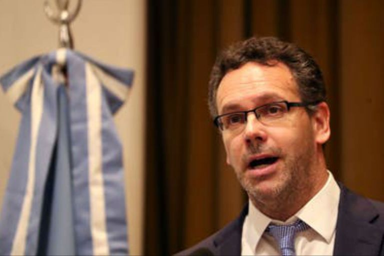 Guido Sandleris, titular del Banco Central