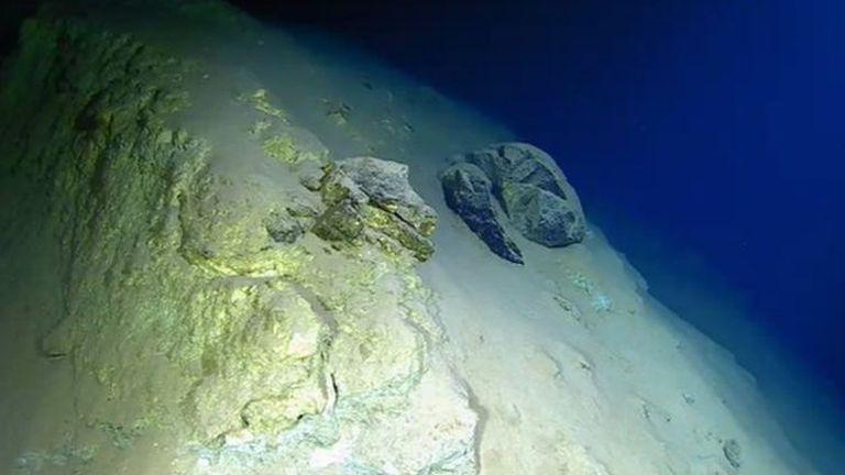 En la Fosa de las Marianas se encuentra el lugar más profundo del planeta