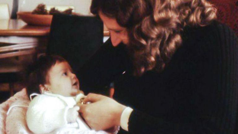 Clara Anahí Teruggi hace 39 años tenía tres meses y fue secuestrada de los brazos de su madre, en plena dictadura.Foto:Archivo