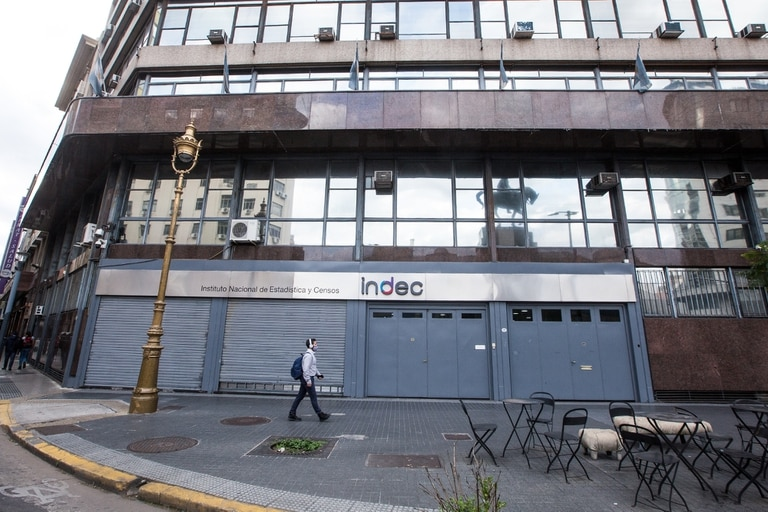Edificio de INDEC, Instituto de Estadística y Censo