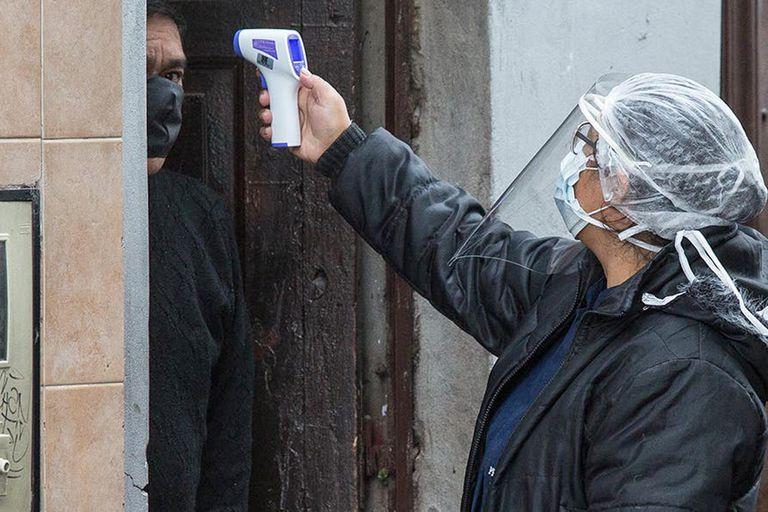 Coronavirus en Argentina: casos en San Martín, Santa Fe al 7 de noviembre