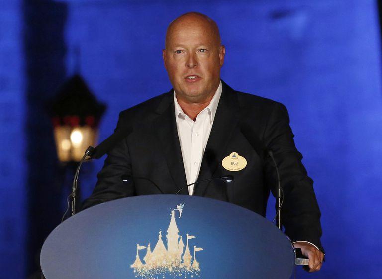 Bob Chapek, actual CEO de la compañía Disney