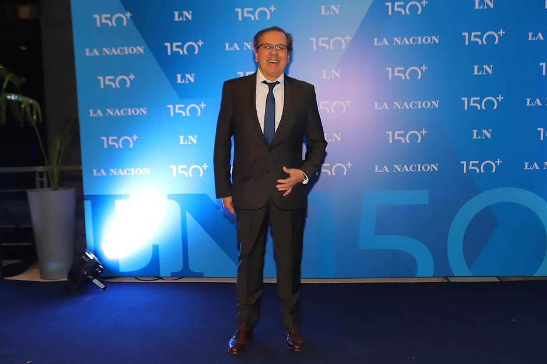 El periodista Mario Markic