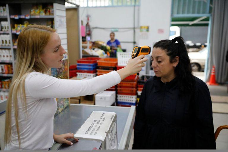 Coronavirus en Argentina: casos en Uruguay, Entre Ríos al 19 de junio