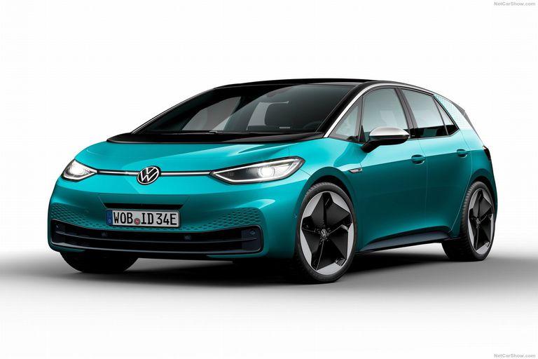 Salón de Frankfurt; ahora sí, los autos eléctricos llegaron
