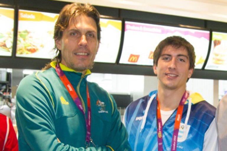 Jon Uriarte dirigirá a Australia y su hijo Nicolás jugará por Argentina