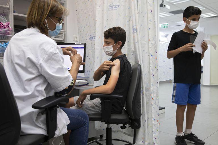 El plan de EE.UU. para vacunar contra el Covid-19 a niños de entre 5 y 11 años