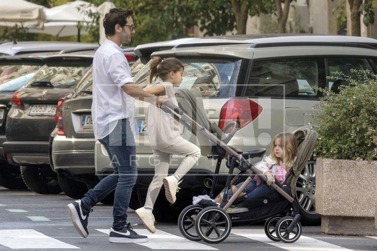 Después del almuerzo, Benja se llevó a Rufina y a Magnolia con él. Amancio quedó con su mamá y su abuela Marcela.
