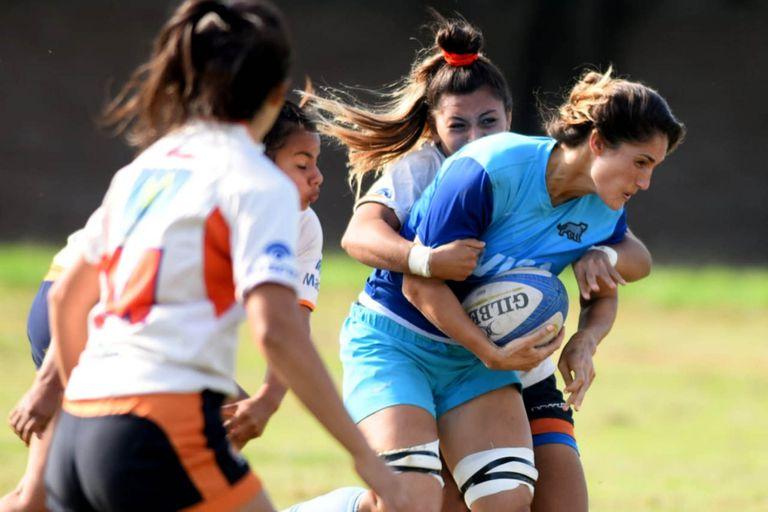 El rugby femenino y las barreras que está rompiendo
