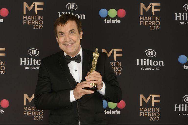 Paulo Violuta, el mejor panelista