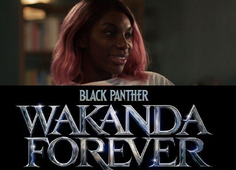 22-07-2021 Cultura.- Michaela Coel (Podría destruirte) ficha por Black Panther 2: Wakanda Forever.  Black Panther: Wakanda Forever ha sumado un nuevo nombre a su reparto. Michaela Coel, conocida por haber sido directora, guionista y protagonista de la serie de HBO Podría destruirte, se ha unido a la secuela de Marvel.  CULTURA HBO/MARVEL