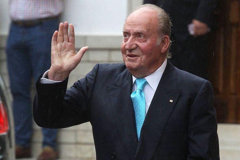 Exilio y misterio. Afirman que el exrey Juan Carlos viajó a Abu Dhabi