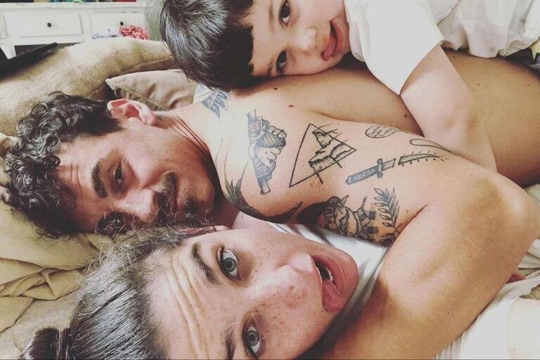 Juana Repetto reveló como fue la transición para que su hijo aceptara a su pareja