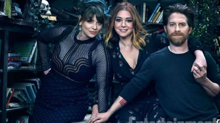El elenco completo de Buffy se volvió a reunir después de 20 años del estreno de esa serie de culto