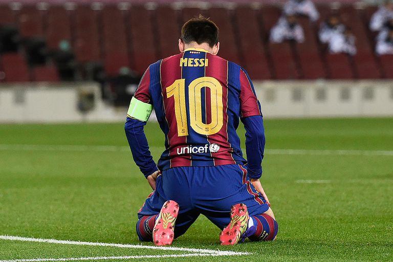 El contrato de Messi. Siempre es fácil moralizar con el sueldo de un deportista
