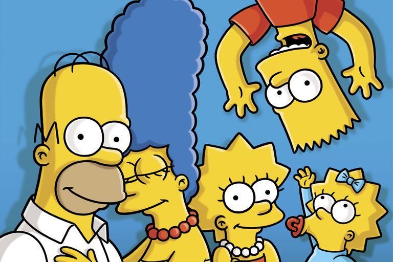 Los Simpson y la Argentina: un romance cruzado por la pasión y los memes