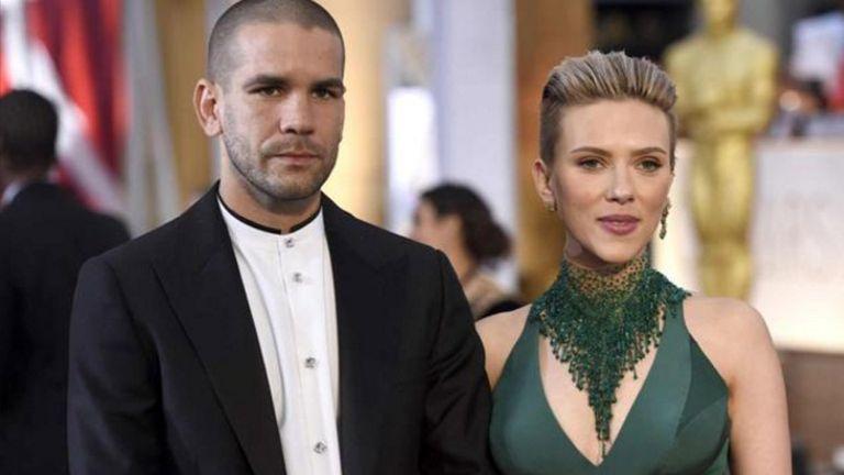 Scarlett en batalla legal con su esposo por la custodia de su hija