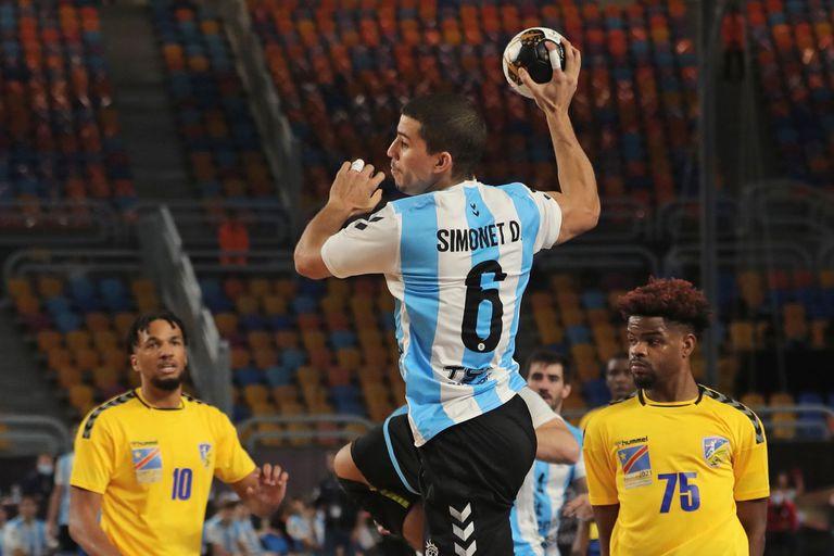 Mundial de handball: la fe de Simonet antes de enfrentar a un candidato
