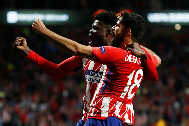 Europa League: Atlético de Madrid jugará la final contra Olympique de Marsella