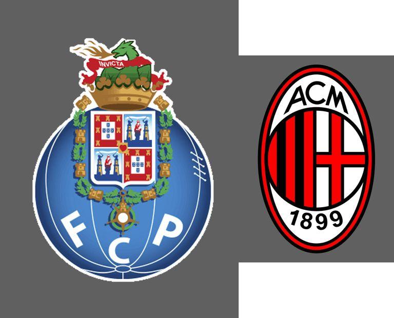 Porto - Milan: horario y previa del partido de la Champions League
