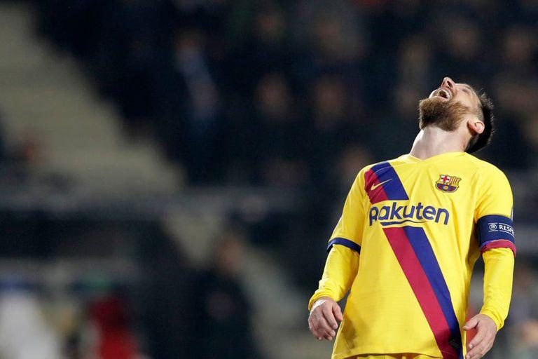 """Bronca en el vestuario de Barcelona: """"Así no vamos a ganar la Champions"""""""