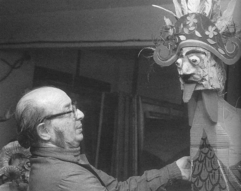 Hace exactamente cuatro décadas, un 13 de octubre moría el artista rosarino Antonio Berni