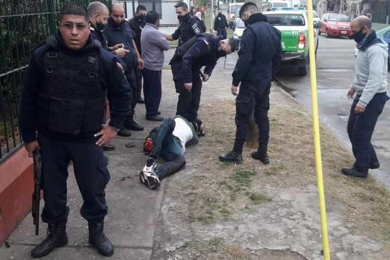 Un detenido por la ola de robos en la Horqueta era un veterano secuestrador