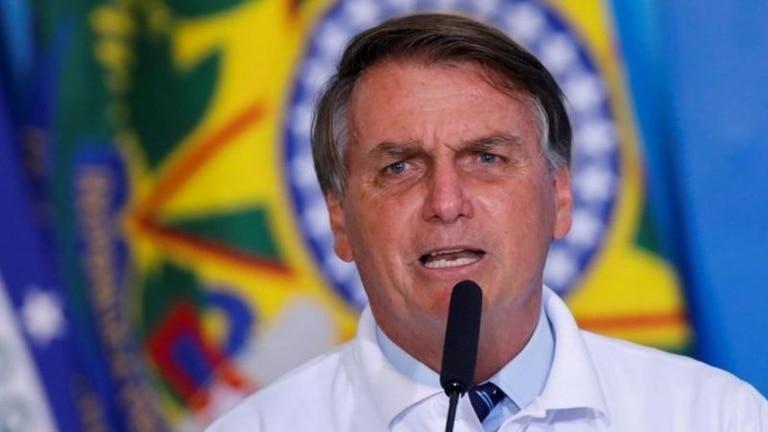 Jair Bolsonaro ha sido uno de los presidentes del mundo más reacios a promover medidas preventivas sobre la pandemia