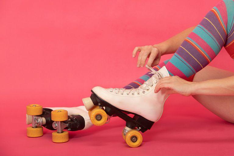 """Un ícono retro que está de vuelta: los patines """"en paralelo"""""""