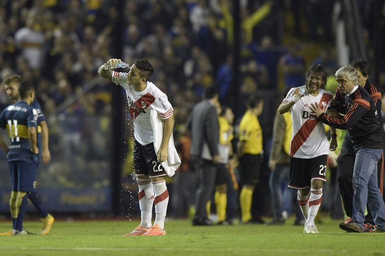 Otros partidos de la Copa Libertadores dominados por los incidentes
