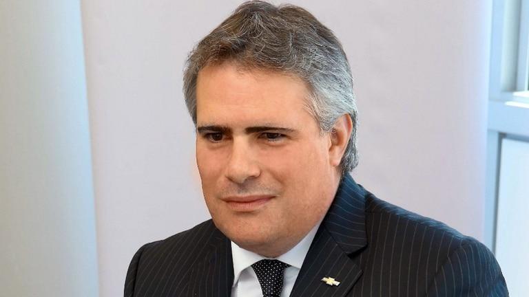 Carlos Zarlenga, presidente de General Motors.