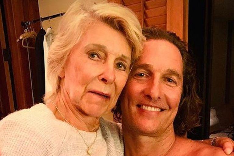 Matthew McConaughey reveló las razones que lo mantuvieron alejado de su madre durante casi una década