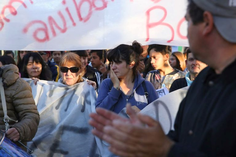 """Marcha en San Miguel del Monte: """"Hay involucrados que no fueron detenidos"""""""