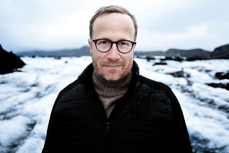 """Andri Snær Magnason: """"El éxito de nuestro futuro no está en la tecnología, sino en seguir siendo humanos"""""""