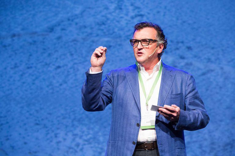 """Martín Migoya: """"Globant no es tan conocida como marca, pero estamos detrás de los procesos tecnológicos de las grandes marcas del mundo. El software que nosotros hacemos interactúa por día con 2 billones de consumidores"""""""