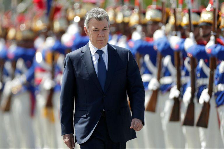 Santos es uno de los mayores críticos de Maduro en la región